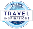 Julie Hill Travel Inspirations – Personal Travel Agenct Logo